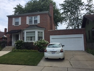 Chicago IL Single Family Home New: $399,800