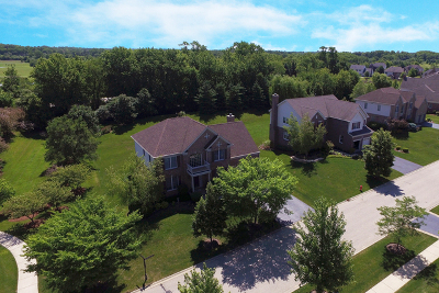 Hawthorn Woods Single Family Home New: 2 Eagle Ridge Drive