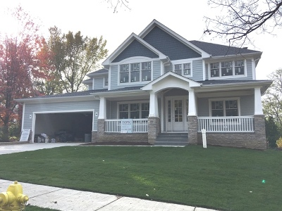 Downers Grove Single Family Home For Sale: 3832 Venard Avenue