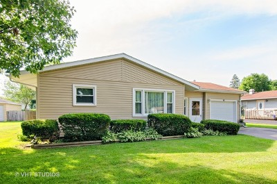 Carpentersville Single Family Home Contingent: 348 Tulsa Avenue