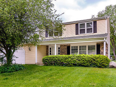 Single Family Home Contingent: 1421 Stonegate Road