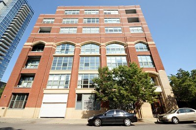 Chicago Condo/Townhouse For Sale: 2001 South Calumet Avenue #306