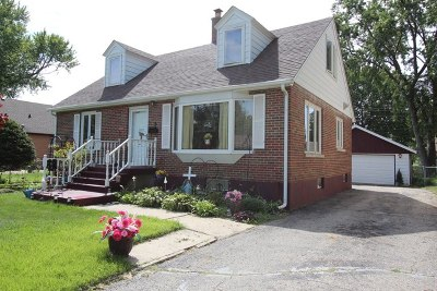 McHenry Single Family Home New: 3907 Clearbrook Avenue