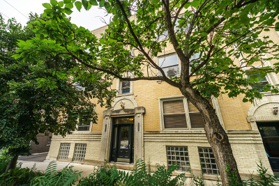 Cook County Condo/Townhouse For Sale: 1312 West Leland Avenue #2