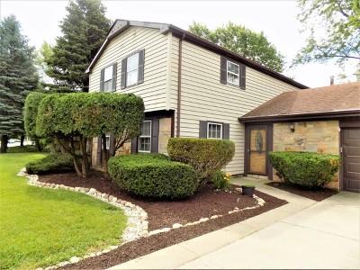 Buffalo Grove Single Family Home New: 863 Bernard Drive