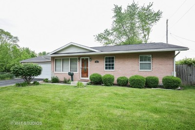 Carpentersville IL Single Family Home Listing Sold: $173,000