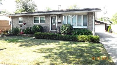Thornton Single Family Home Contingent: 55 Arrowhead Drive