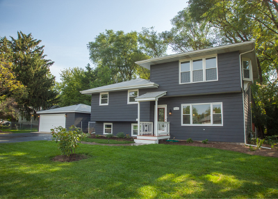 Lisle Single Family Home Contingent: 4423 Center Avenue
