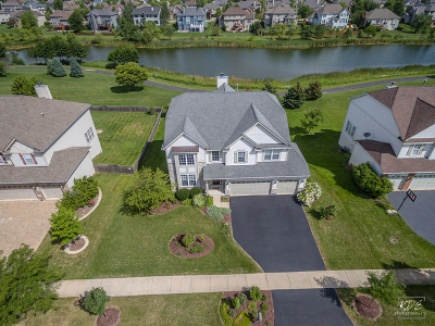 Plainfield Single Family Home New: 26314 Whispering Woods Circle