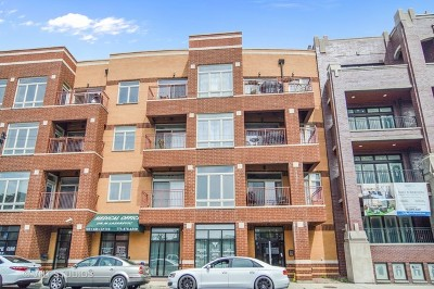 Cook County Condo/Townhouse For Sale: 5067 North Lincoln Avenue #203