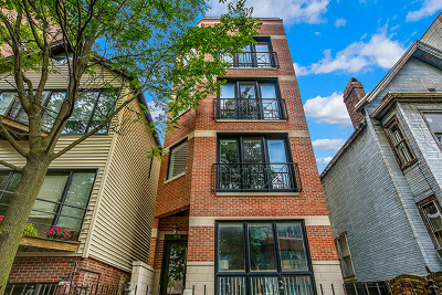 Cook County Condo/Townhouse For Sale: 1512 North Sedgwick Street #1