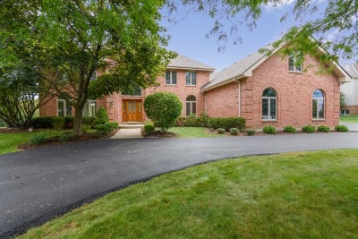 Hawthorn Woods Single Family Home New: 16 Greenbriar Lane