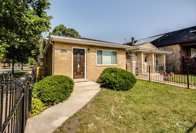 Single Family Home New: 10001 South Lowe Avenue