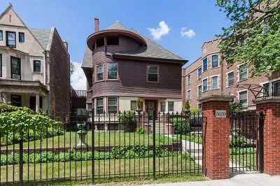 Single Family Home New: 5620 South Blackstone Avenue