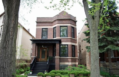 Cook County Single Family Home For Sale: 1660 West Carmen Avenue