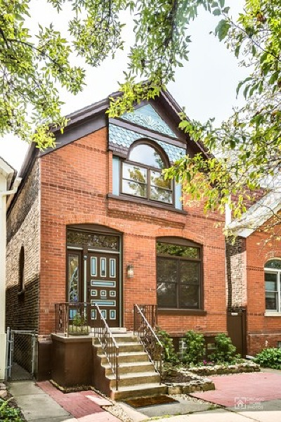 Chicago Single Family Home Contingent: 2435 West Huron Street
