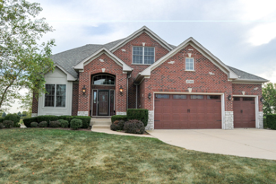 Plainfield Single Family Home New: 27105 Timber Wood Court