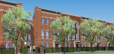 Condo/Townhouse New: 1700 South Prairie Avenue #37M