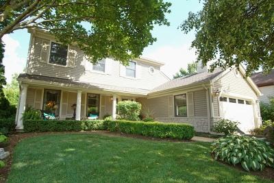 Hoffman Estates Single Family Home For Sale: 4955 Tarrington Drive