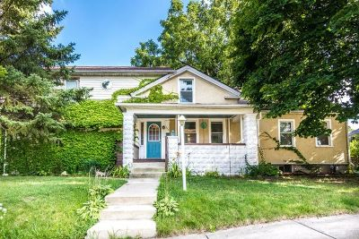 St. Charles Single Family Home Price Change: 615 Indiana Avenue