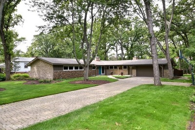 Lake Forest Single Family Home New: 572 Forest Hill Road