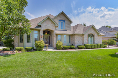 Plainfield Single Family Home New: 6008 Brookridge Drive