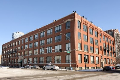 Condo/Townhouse New: 1727 South Indiana Avenue #219