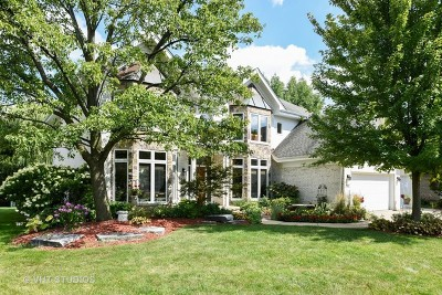 Darien Single Family Home New: 1817 Darien Club Drive