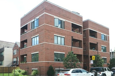 Chicago Condo/Townhouse New: 2505 West Potomac Avenue #1W