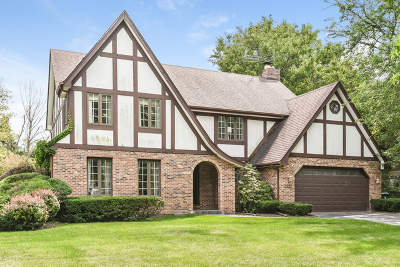 Flossmoor Single Family Home For Sale: 2222 Vardon Lane