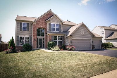 Bolingbrook Single Family Home New: 335 Clubhouse Street