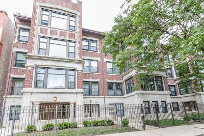 Condo/Townhouse New: 924 East Hyde Park Boulevard #3W