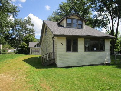 Crystal Lake Single Family Home New: 141 North Crystal Beach Avenue