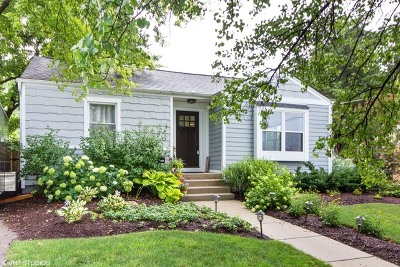 Downers Grove Single Family Home Contingent: 4941 Wilcox Avenue