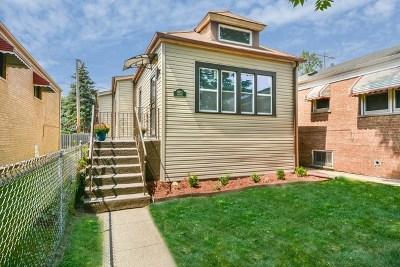 Single Family Home New: 12222 South Michigan Avenue
