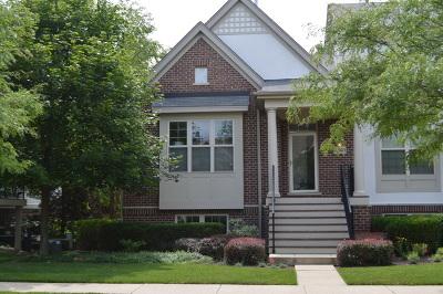 Buffalo Grove Condo/Townhouse New: 2501 Waterbury Lane #2501