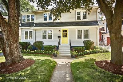 Wilmette Single Family Home New: 2111 Wilmette Avenue