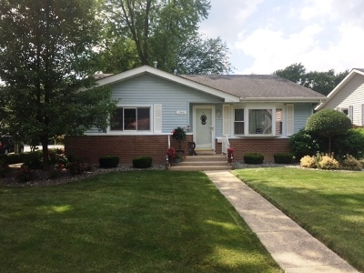 Will County Single Family Home Contingent: 1540 Main Street