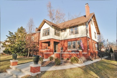 Oak Park Single Family Home New: 908 Linden Avenue