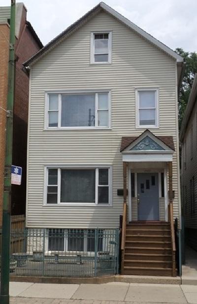 Cook County Multi Family Home For Sale: 2907 North Ashland Avenue