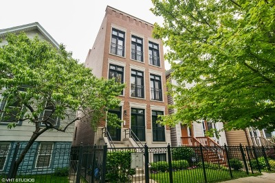 Cook County Condo/Townhouse Price Change: 2645 North Mildred Avenue #2