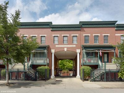 Chicago Condo/Townhouse New: 1038 West Monroe Street #34