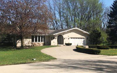 Homer Glen Single Family Home Contingent: 14301 South Oak Trail