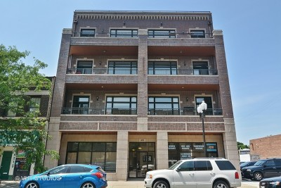 Cook County Condo/Townhouse For Sale: 4212 North Lincoln Avenue #2N
