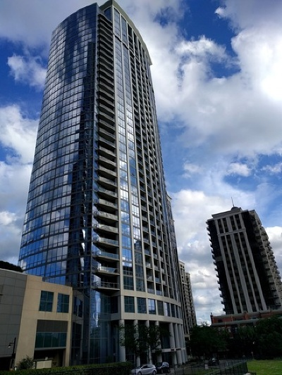Chicago Condo/Townhouse New: 1235 South Prairie Avenue #2503