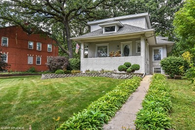 Chicago IL Single Family Home New: $420,000