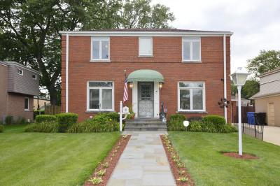 Chicago Single Family Home New: 6926 North Medford Avenue