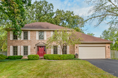 Wheaton Single Family Home For Sale: 1450 Champion Forest Court