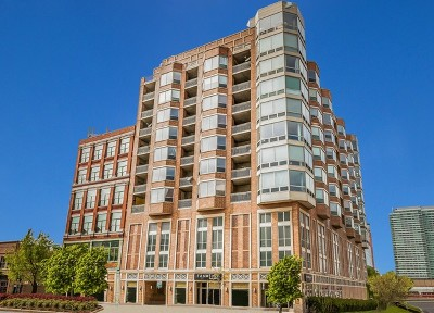 Chicago Condo/Townhouse New: 720 West Randolph Street #1008