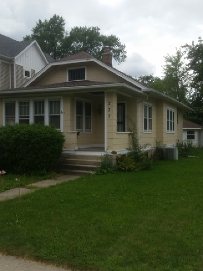 Single Family Home For Sale: 237 North Mill Street
